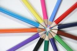 Dem Wortlaut nach geht es in der Chromatographie um Farben.
