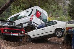 So sollte man nicht parken.