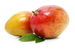 Lassen Sie beim Essen der Mango ein bisschen Vorsicht walten.