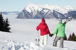 Mit bequemen Skischuhen einen schönen Winterurlaub verbringen