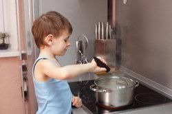 Kochen mit moderner Technik ist kinderleicht.