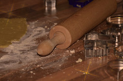 Pottasche findet seine hauptsächliche Verwendung in der Weihnachtsbäckerei.