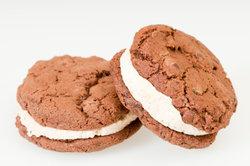 Gefüllt sind Kekse nochmal so lecker.