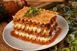 Lasagne gehört zu den Klassikern.