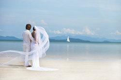 Mit einem Hochzeit-Puzzle die Flitterwochen ermöglichen