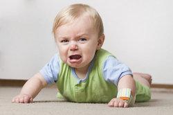 Ihr Baby schreit bei Nacht. Ist das Ruhestörung?
