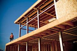 Jeder Bau bedarf höchstkomplexer Statikberechnungen.