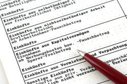 Eine Lohn- und Gehaltsabrechnung macht man in wenigen Minuten mit Excel selbst.