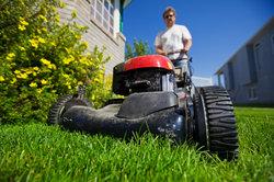 Ein guter Rasenmäher bringt Leistung