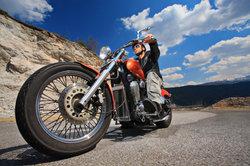Motorradfahren ist eines der beliebten Hobbys der Deutschen.