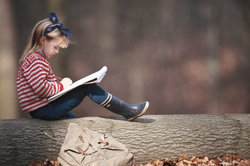 Rechtschreibschwäche mit viel Lesen und Geduld begegnen