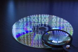 Eine CD kann nicht mit Viren befallen werden.