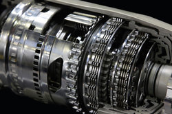 Moderne Automatikgetriebe helfen beim Kraftstoffsparen.