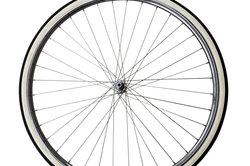 Sie können die Größe des Fahrradreifens selbst ausmessen und dann berechnen.