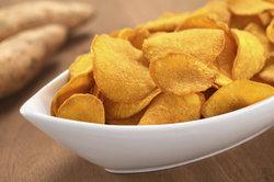 Chips sind lecker, jedoch sehr kalorien- und fettreich.