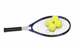 Wählen Sie die richtige Griffstärke Ihres Tennisschlägers.