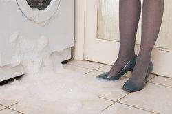 Wenn die Waschmaschine defekt ist, ist das immer ärgerlich.