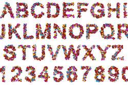 Nach wie vor unverzichtbar: Anreibebuchstaben