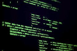 Syntax Error finden Sie bei natürlichen Sprachen und der Programmierung von Software.