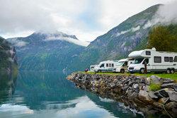 Ein eigener Campingplatz verbindet Einkommen und Urlaub miteinander.