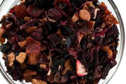 Getrocknete Hibiskus-Blüten sind in der Küche vielseitig einsetzbar.