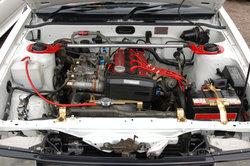 Auch Chiptuning ist ein großer Eingriff in den Motor.