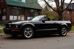 Der Mustang ist der Klassiker unter den Cabriolets von Ford.