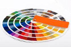 Drucken Sie verschiedene Farben mit dem Epson Stylus DX3850.