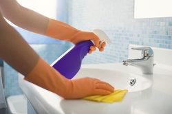 Ein sauberes Umfeld kann Krankheiten verhindern und dient dem Wohlgefühl.