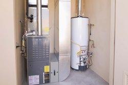 Jede Gasheizungsanlage muss regelmäßig gewartet werden.