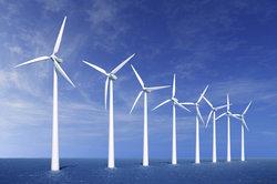 Langsamläufer werden für Windkraftanalagen genutzt.