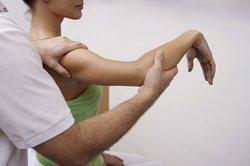 Für Physiotherapeuten gelten Tarifverträge.