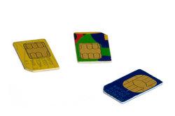 Viele Handybesitzer verfügen über mehrere Prepaid-Karten.