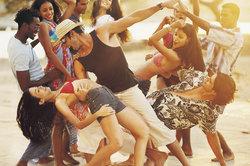 Tanzen erfordert Rhythmusgefühl.