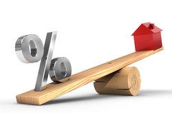 Abzahlungsdarlehen sind Immobiliendarlehen mit sinkenden Raten.