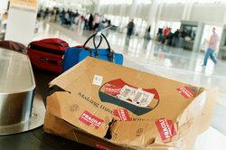 Pakete müssen sicher gepackt sein, wenn das Original nicht mehr da ist!