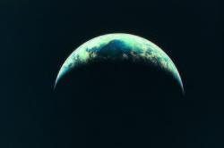 """Der Begriff """"Erde"""" stammt vom Griechischen ab!"""