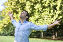 Eine Wonne für jede Lunge: das Einatmen frischer Luft