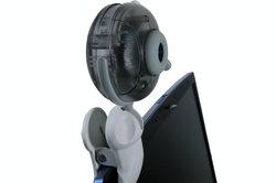 Eine externe Webcam über USB anzuschließen, funktioniert eigentlich immer.