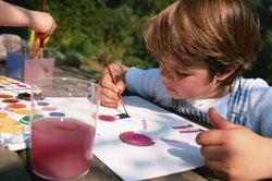 Malerei - ein Vergnügen für Klein und Groß
