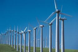 Im Modell-Format lässt sich Windkraft wunderbar veranschaulichen.