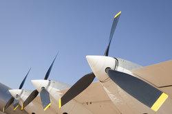 Rechnungen zu Propellern sind hochkomplex.