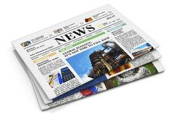 Eine Analyse eines Zeitungsartikels kann relativ einfach angefertigt werden.