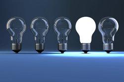 Licht lässt sich unter anderem in Lux und Lumen messen.