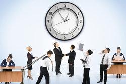 In der Zeitarbeit wird häufig Personal gesucht.