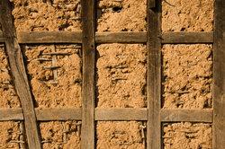 Alte Balken können Sie selbst restaurieren.