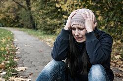 Mangelnde finanzielle Versorgung kommt erschwerend zum Verlust des Partners hinzu.