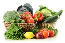 Mit frischem Gemüse gesund abnehmen