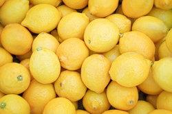 Zitronensäure ist eine Säure, die alltäglich ist.