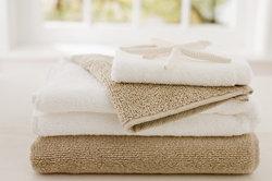 Ein selbst gestaltetes Handtuch ist der absolute Hingucker für Ihr Badezimmer.